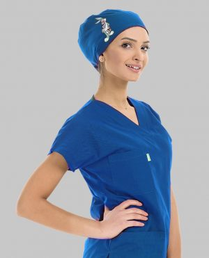 Saks Mavisi Cerrahi Üniforma